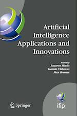Artificial Intelligence Applications and Innovations (Ifip Advances in Information and Communication Technology, nr. 296)