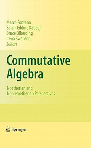 Commutative Algebra : Noetherian and Non-Noetherian Perspectives
