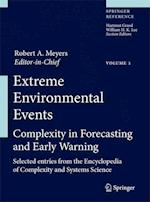 Extreme Environmental Events Set (Springer Reference)