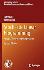 Stochastic Linear Programming (International Seriesin Operations Research & Mangement Science)