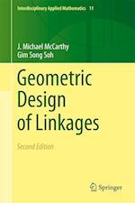 Geometric Design of Linkages (INTERDISCIPLINARY APPLIED MATHEMATICS, nr. 11)