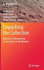 Unpacking the Collection af Rodney Harrison, Robin Torrence, Sarah Byrne