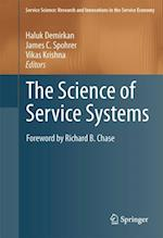 Science of Service Systems