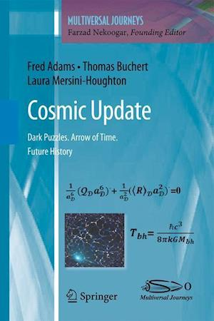 Cosmic Update: Dark Puzzles. Arrow of Time. Future History
