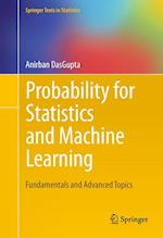 Probability for Statistics and Machine Learning (Springer Texts in Statistics)