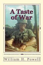 A Taste of War af William H. Powell