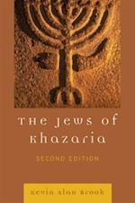 Jews of Khazaria af Kevin Alan Brook
