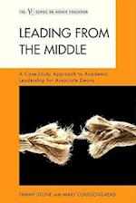 Leading from the Middle (The ACE Series on Higher Education)