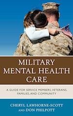 Military Mental Health Care (Military Life)