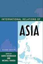 International Relations of Asia af David Shambaugh