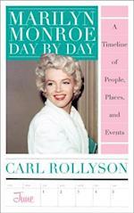 Marilyn Monroe Day by Day af Carl E. Rollyson