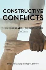 Constructive Conflicts af Louis Kriesberg, Bruce W. Dayton