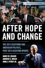 After Hope and Change af James W. Ceaser