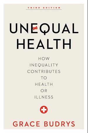 Bog, paperback Unequal Health af Grace Budrys