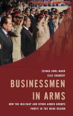 Businessmen in Arms af Elke Grawert