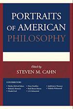 Portraits of American Philosophy