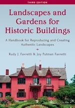 Landscapes and Gardens for Historic Buildings (American Association for State and Local History)