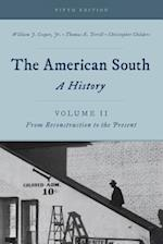 The American South (nr. 2)