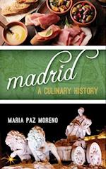 Madrid (Big City Food Biographies)