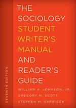 The Sociology Student Writer's Manual and Reader's Guide (Student Writers Manual A Guide to Reading and Writing)