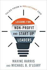 Lessons for Nonprofit and Start-Up Leaders