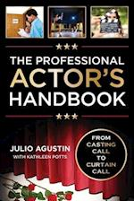 Professional Actor's Handbook af Julio Agustin