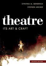 Theatre af Stephen Archer, Cynthia M. Gendrich