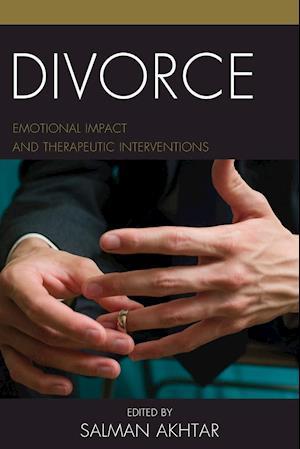 Bog, paperback Divorce af Salman Akhtar