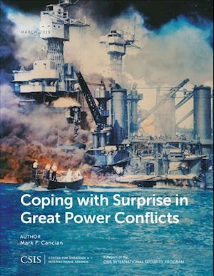 Coping with Surprise in Great Power Conflicts