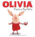 Olivia Plans a Tea Party (Olivia)