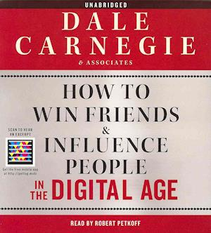 Lydbog CD How to Win Friends & Influence People in the Digital Age af Robert Petkoff Carnegie Associates Inc Brent Cole