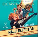 Case of the Time-Capsule Bandit (Randi Rhodes Ninja Detective)