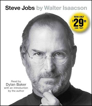 Lydbog, CD Steve Jobs af Walter Isaacson