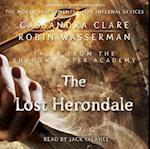 Lost Herondale (Tales from the Shadowhunter Academy)
