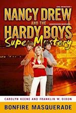 Bonfire Masquerade (Hardy Boys: Undercover Brothers: Super Mystery)