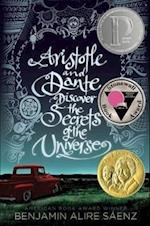 Aristotle and Dante Discover the Secrets of the Universe (Americas Award for Childrens and Young Adult Literature Commended)