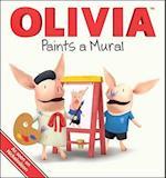 Olivia Paints a Mural (Olivia)