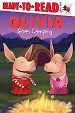 Olivia Goes Camping (Olivia Ready-to-Read)