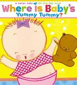 Where Is Baby's Yummy Tummy? (Where Is Baby)