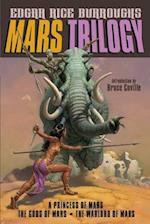 Mars Trilogy af Bruce Coville, Scott M Fischer, Edgar Rice Burroughs