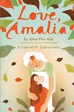 Love, Amalia af Alma Flor Ada