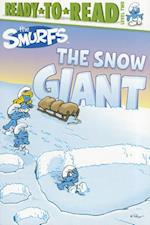 The Snow Giant (Ready to Read Level 2)