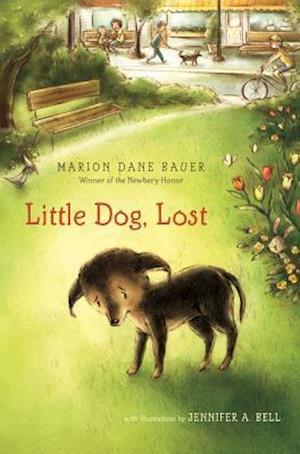Bog hardback Little Dog Lost af Jennifer Bell Marion Dane Bauer