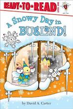 A Snowy Day in Bugland! (Ready-To-Read)
