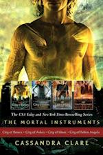 Cassandra Clare: The Mortal Instrument Series (4 books) (Mortal Instruments)