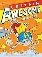 Captain Awesome Takes a Dive (Captain Awesome)