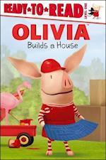 Olivia Builds a House (Olivia)