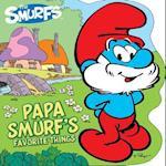 Papa Smurf's Favorite Things (Smurfs)