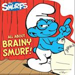 All About Brainy Smurf! (Smurfs Classic)
