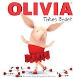 Olivia Takes Ballet